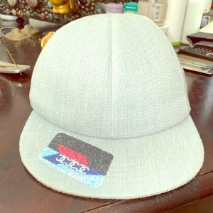 CHANEL MONONGRAM BASEBALL CAP